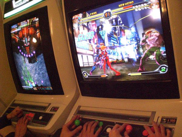 Tatsunoko vs Capcom, new arcade fighter. (Viewtiful Joe in 'da ...