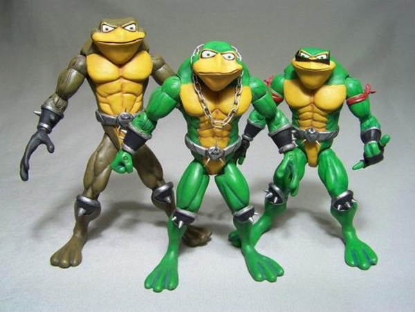 Reptile porn flash game