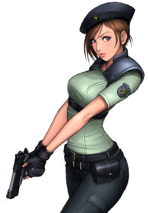 Fan art di personaggi dei videogiochi